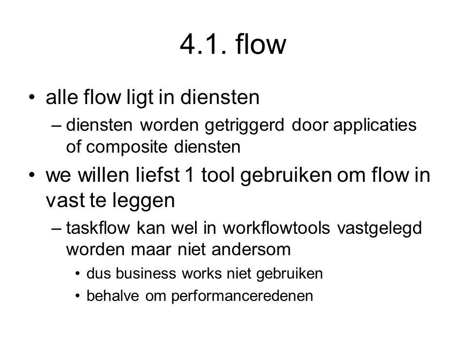 4.1. flow alle flow ligt in diensten