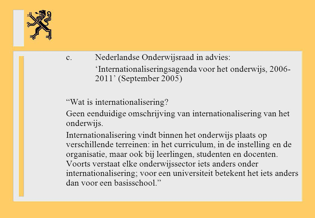 Wat is internationalisering