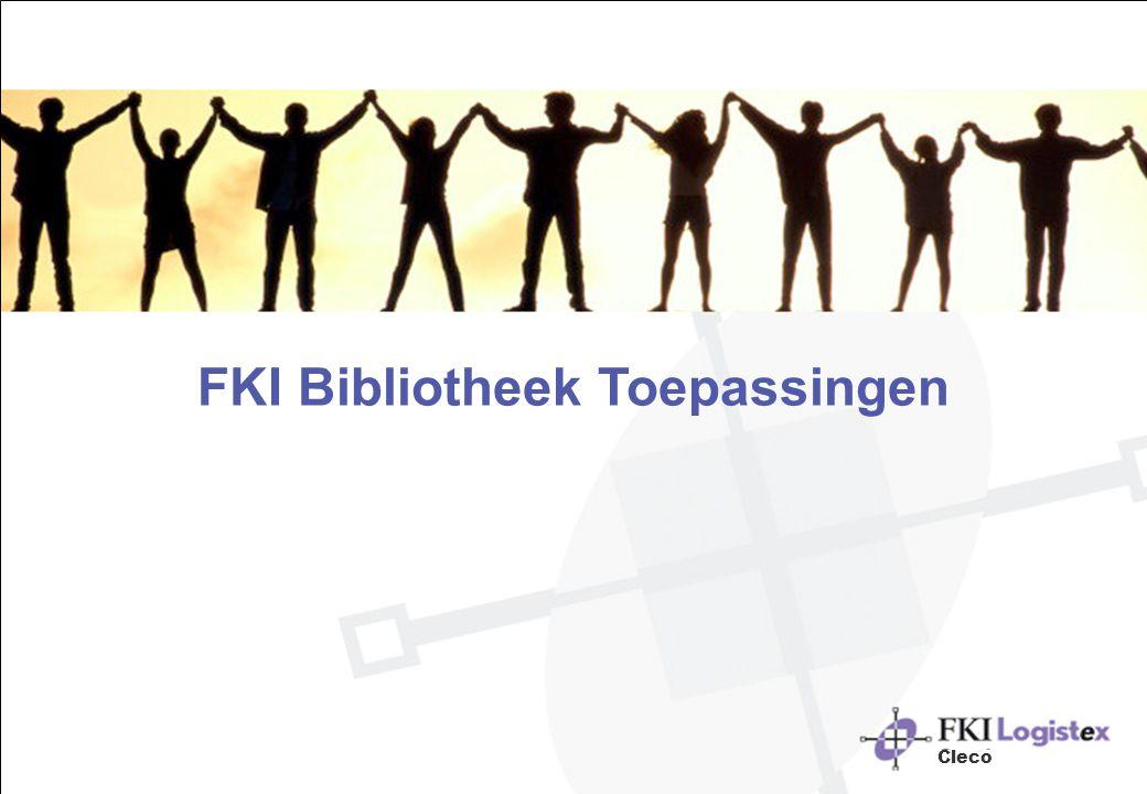 FKI Bibliotheek Toepassingen