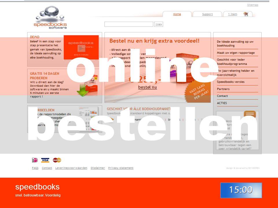 online bestellen speedbooks snel. betrouwbaar. Voordelig 18