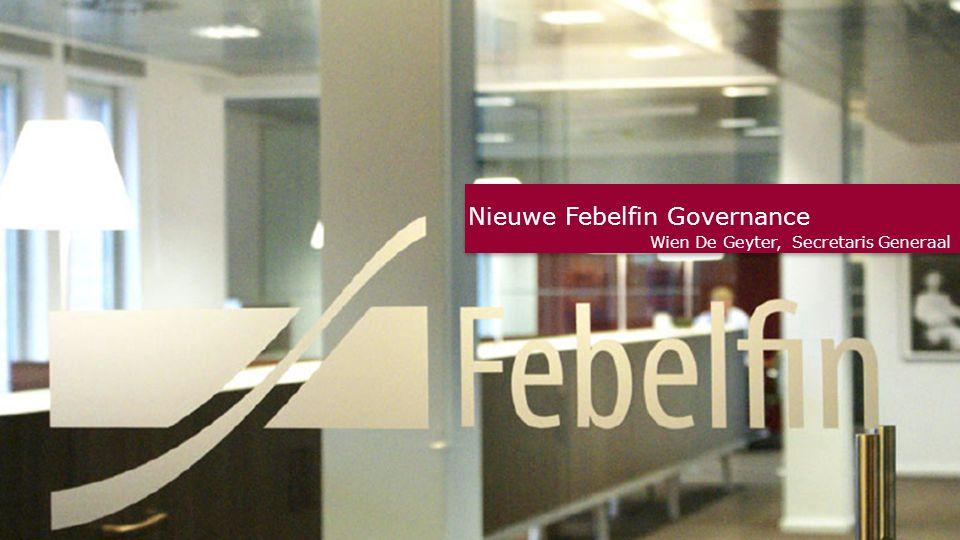 Nieuwe Febelfin Governance