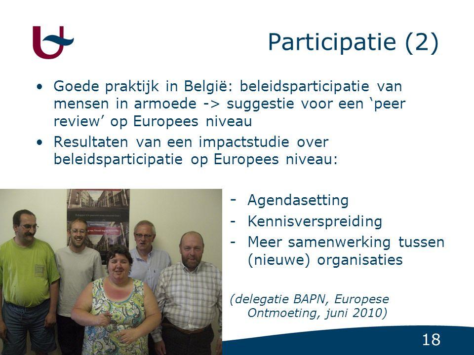 Participatie (2) - Agendasetting