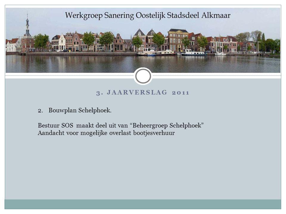 3. Jaarverslag 2011 Bouwplan Schelphoek.