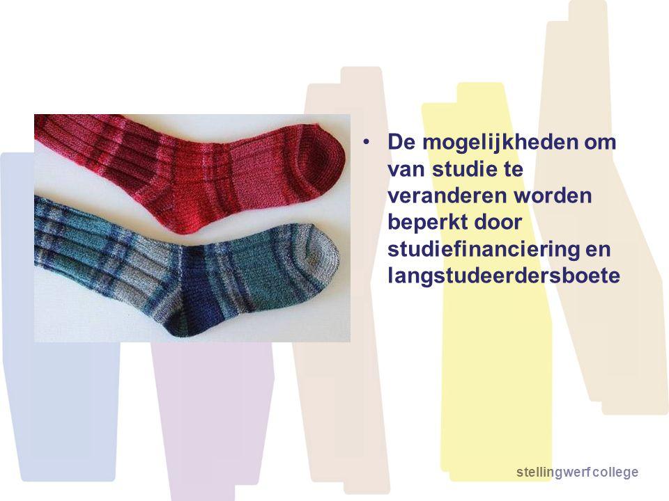 De mogelijkheden om van studie te veranderen worden beperkt door studiefinanciering en langstudeerdersboete
