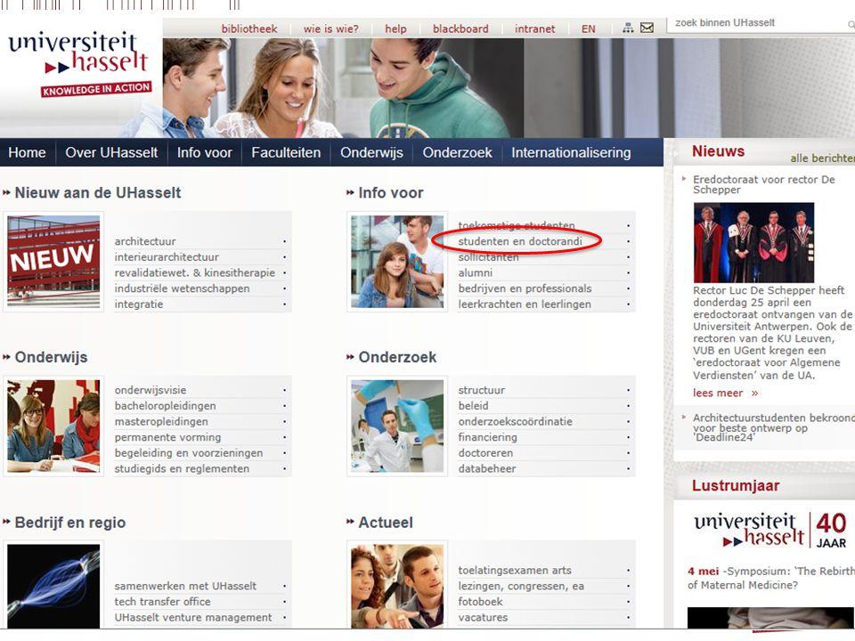Inschrijving Check: Studiecontract met je ingeleverde documenten