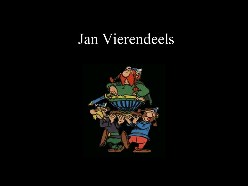 Jan Vierendeels