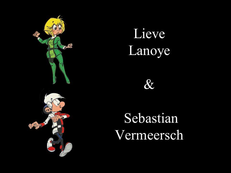 Lieve Lanoye & Sebastian Vermeersch