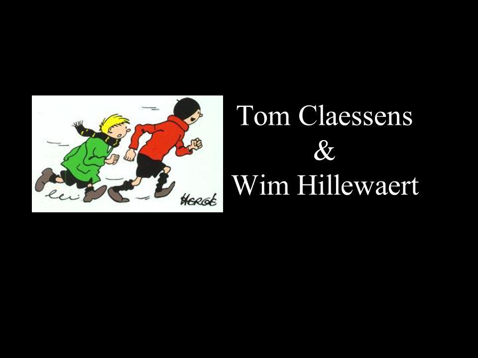 Tom Claessens & Wim Hillewaert