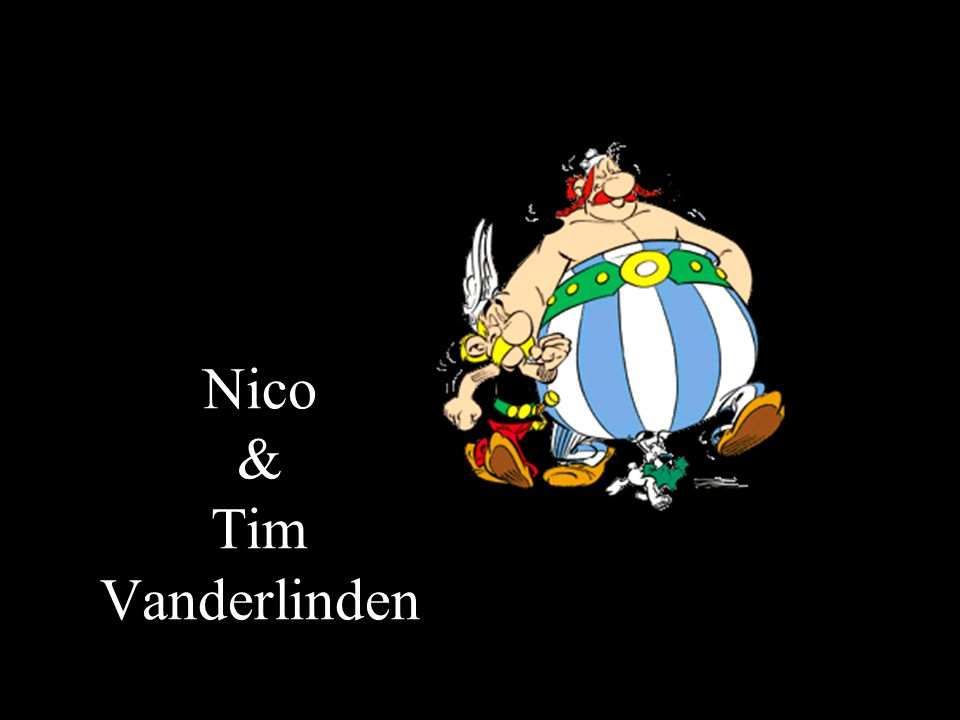 Nico & Tim Vanderlinden