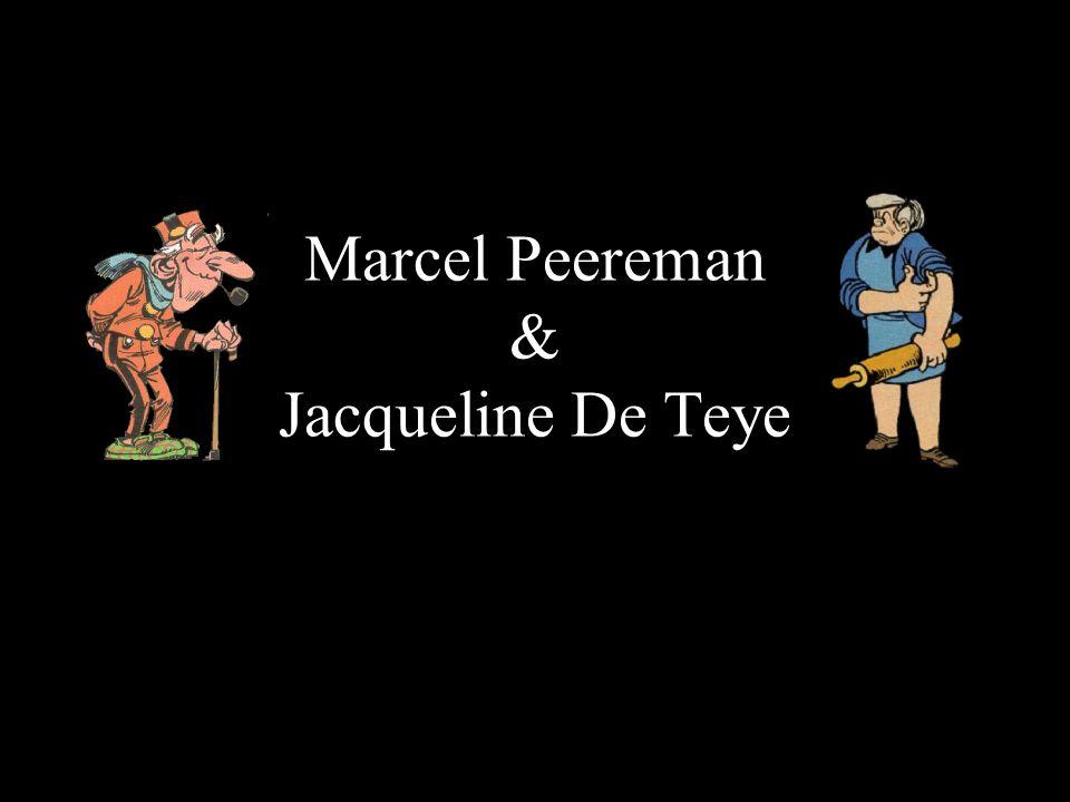 Marcel Peereman & Jacqueline De Teye