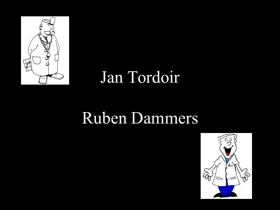 Jan Tordoir Ruben Dammers