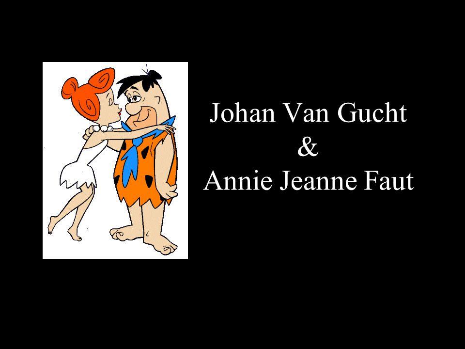 Johan Van Gucht & Annie Jeanne Faut