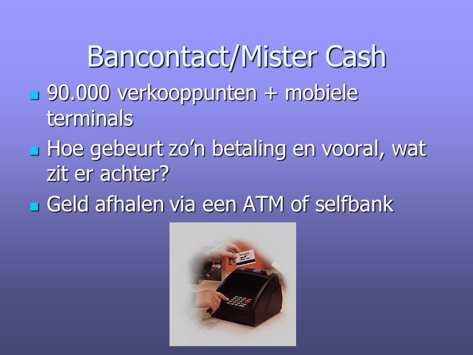 Bancontact/Mister Cash