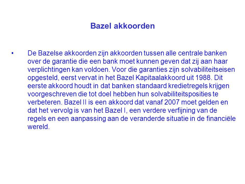 Bazel akkoorden