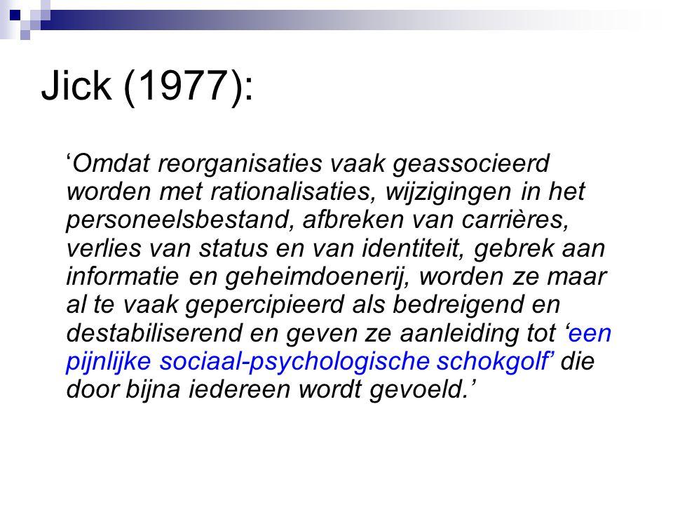 Jick (1977):