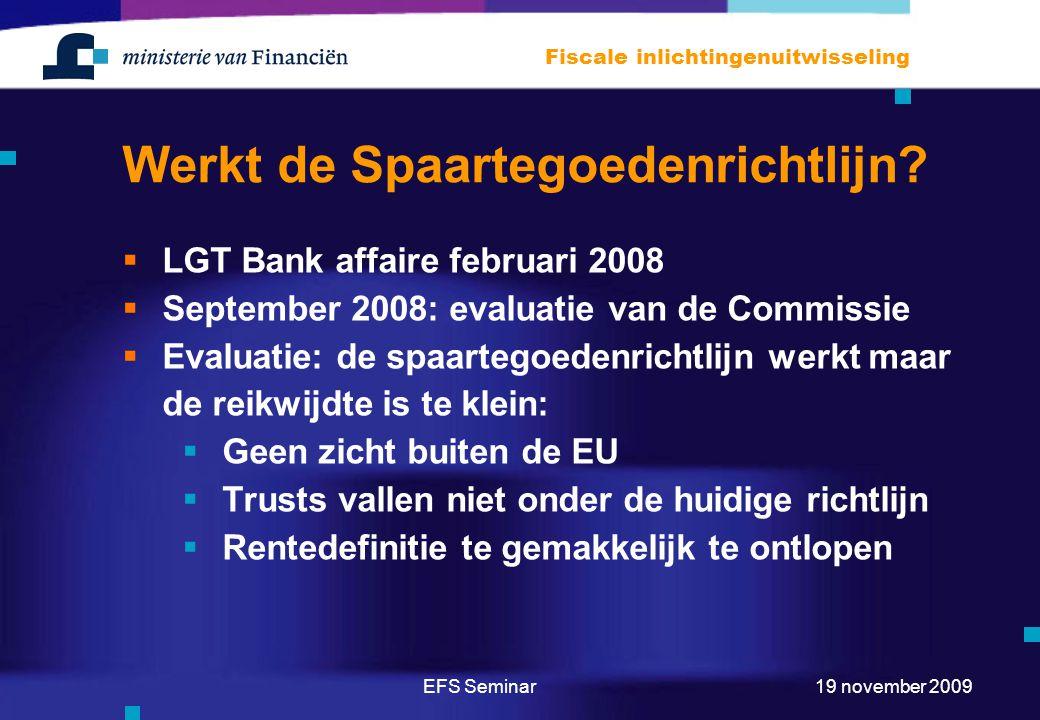 Werkt de Spaartegoedenrichtlijn