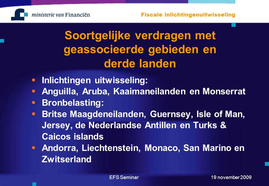 Soortgelijke verdragen met geassocieerde gebieden en derde landen