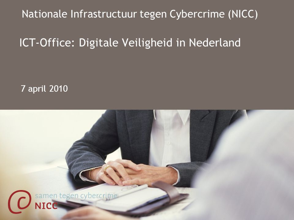 ICT-Office: Digitale Veiligheid in Nederland