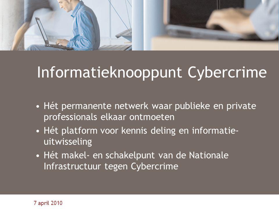 Informatieknooppunt Cybercrime