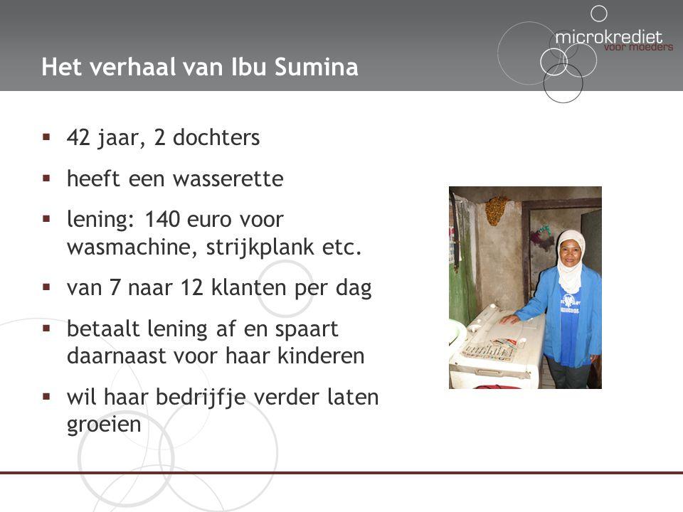 Het verhaal van Ibu Sumina
