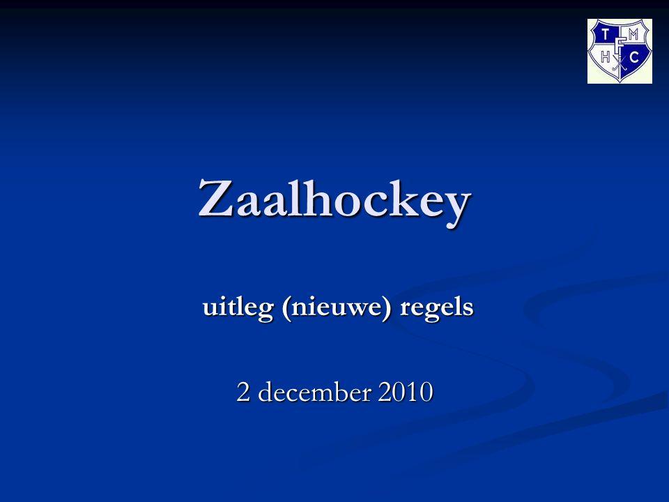 uitleg (nieuwe) regels 2 december 2010