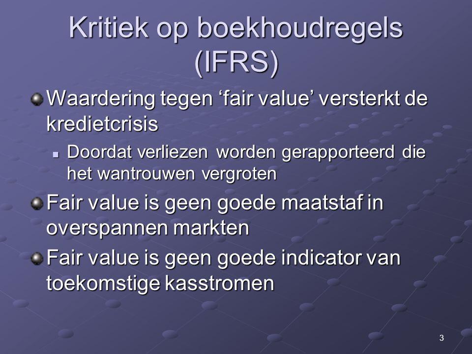 Kritiek op boekhoudregels (IFRS)