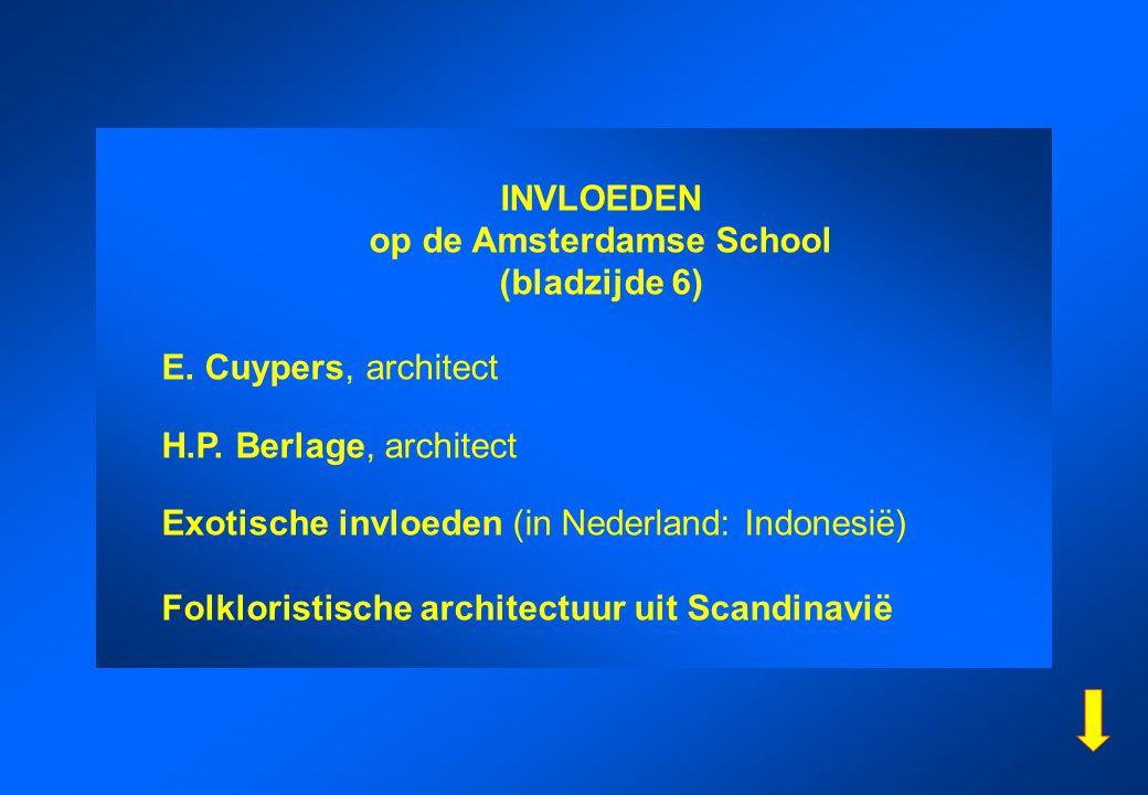 op de Amsterdamse School