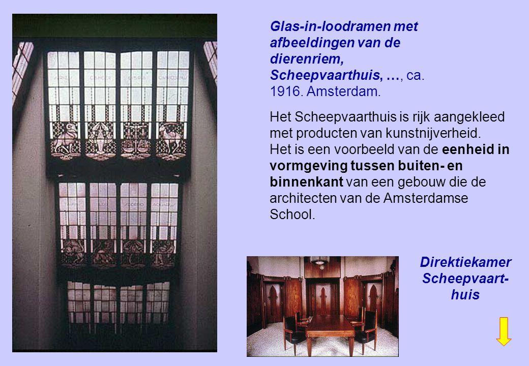 Direktiekamer Scheepvaart-huis