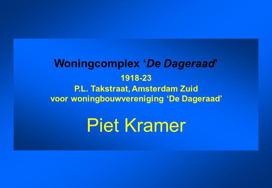 Woningcomplex 'De Dageraad'