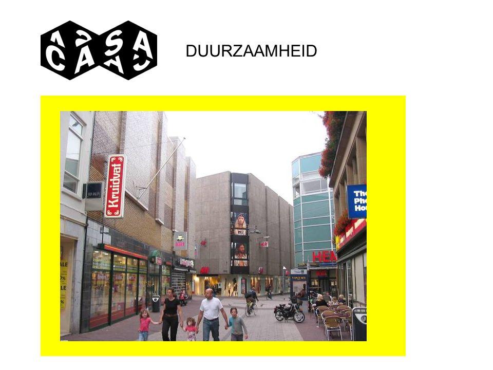 DUURZAAMHEID foto's stadslocaties
