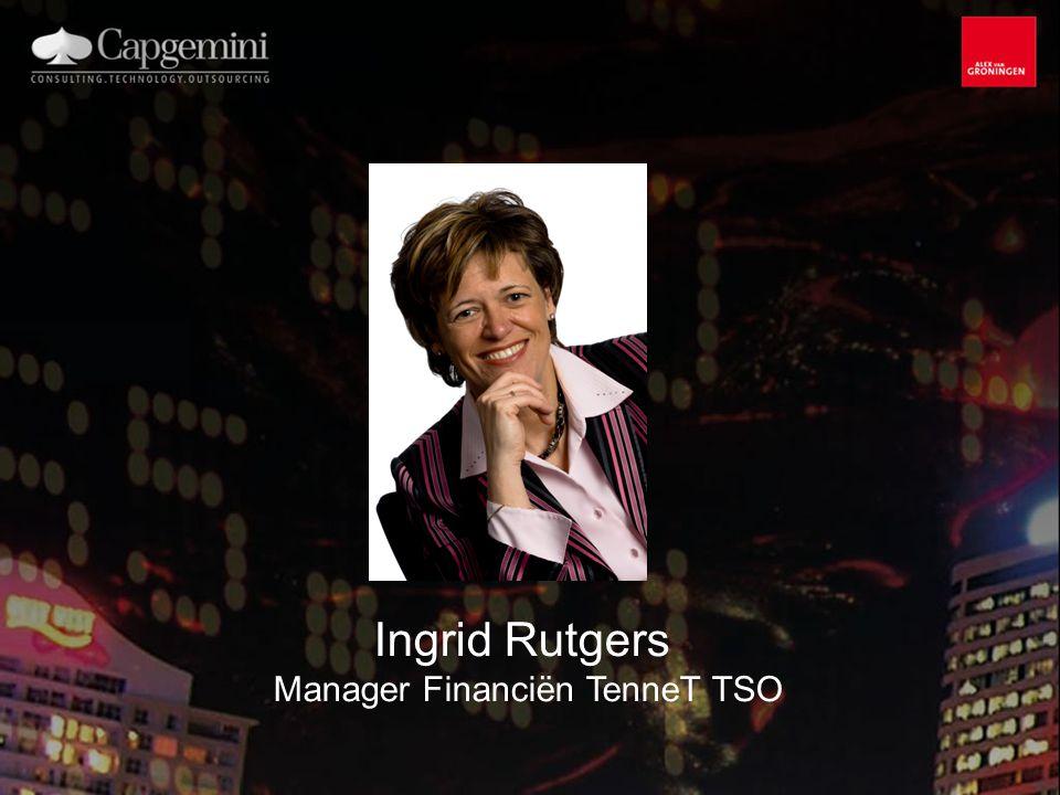 Manager Financiën TenneT TSO