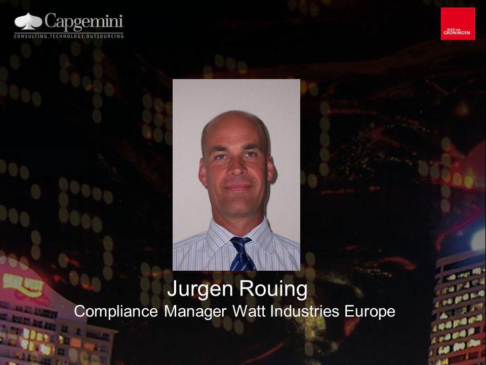 Compliance Manager Watt Industries Europe