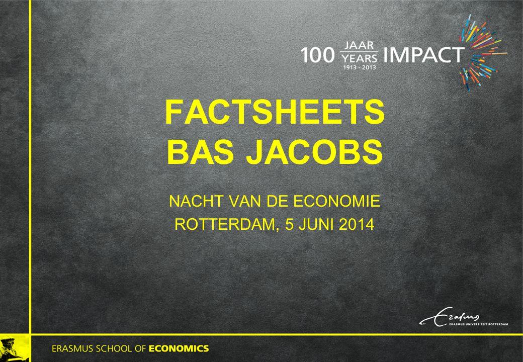 Nacht van de Economie Rotterdam, 5 juni 2014