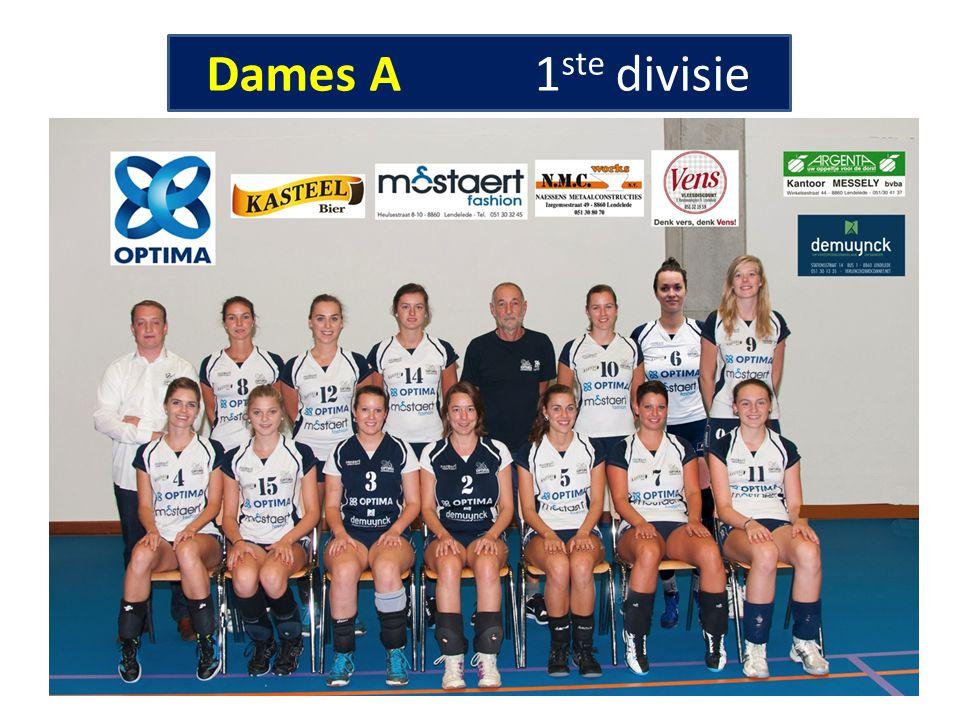 Dames A 1ste divisie