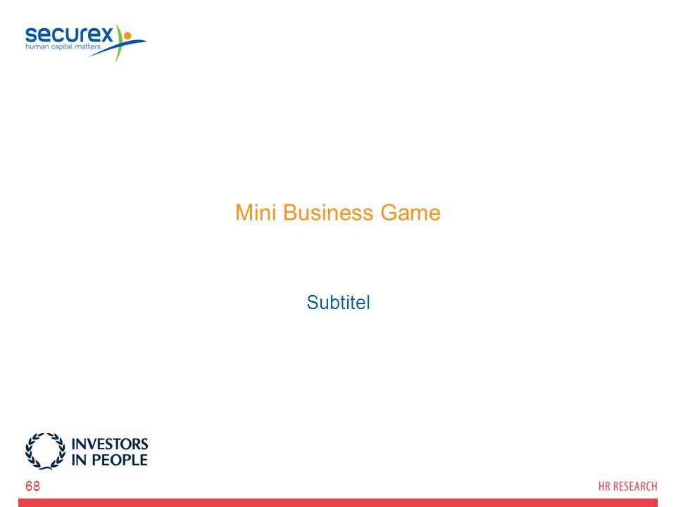 Mini Business Game Subtitel