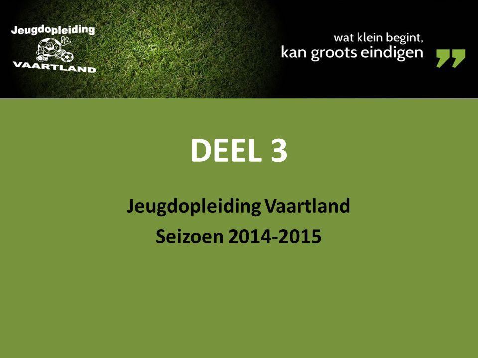 Jeugdopleiding Vaartland Seizoen 2014-2015