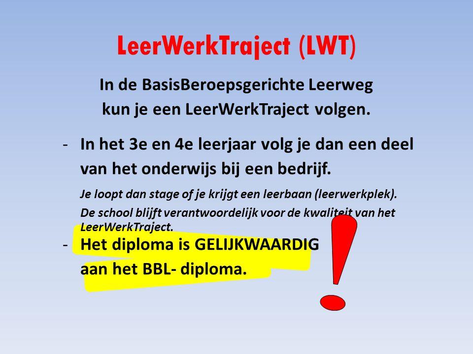 LeerWerkTraject (LWT)