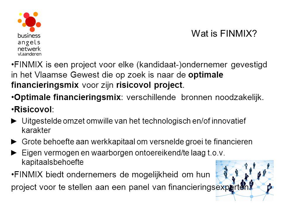 Wat is FINMIX