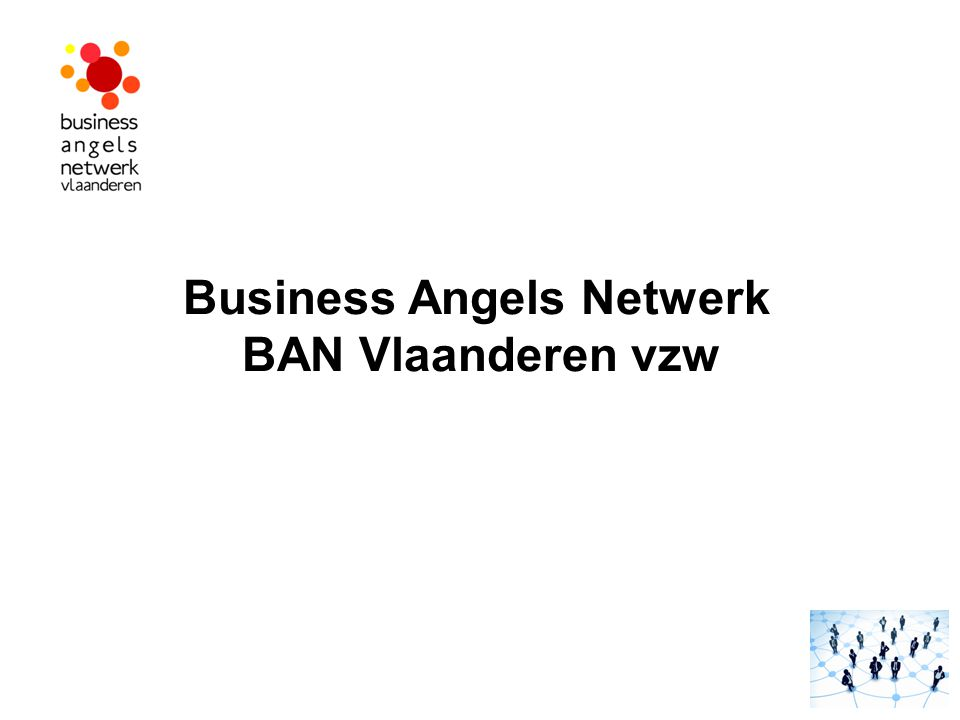 Business Angels Netwerk