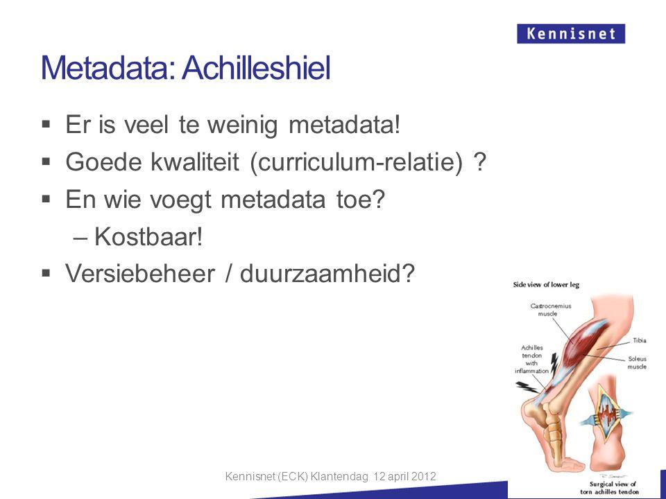 Metadata: Achilleshiel