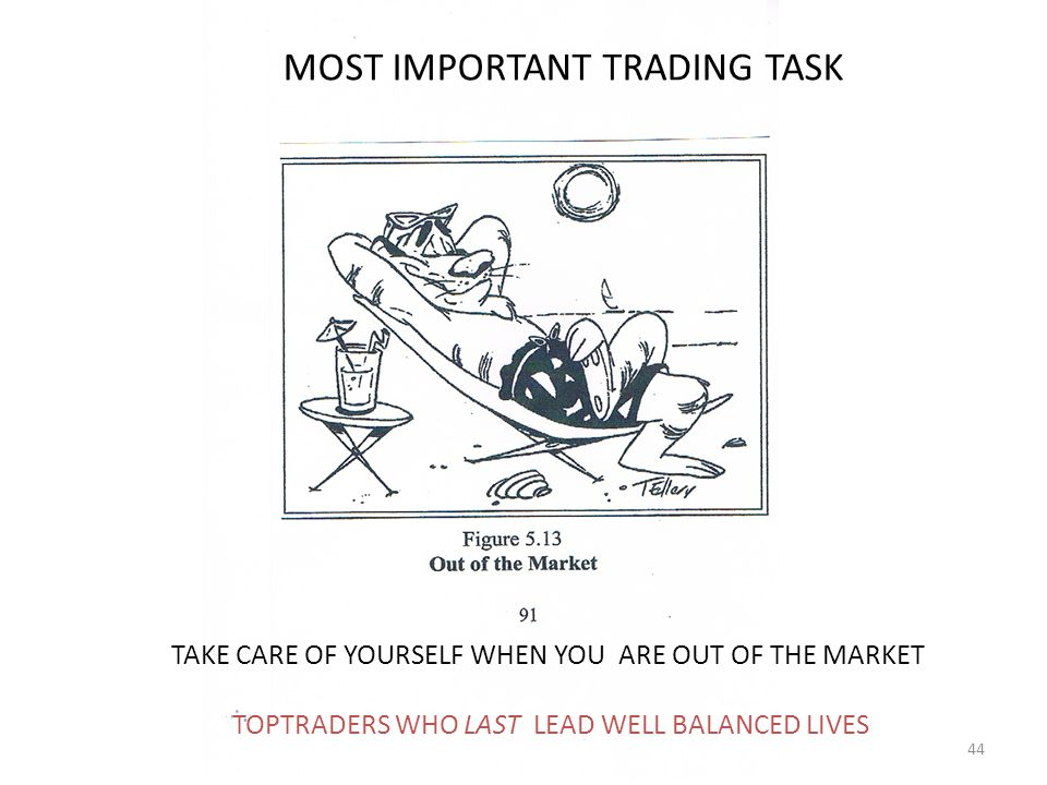 TOPTRADERS WHO LAST LEAD WELL BALANCED LIVES