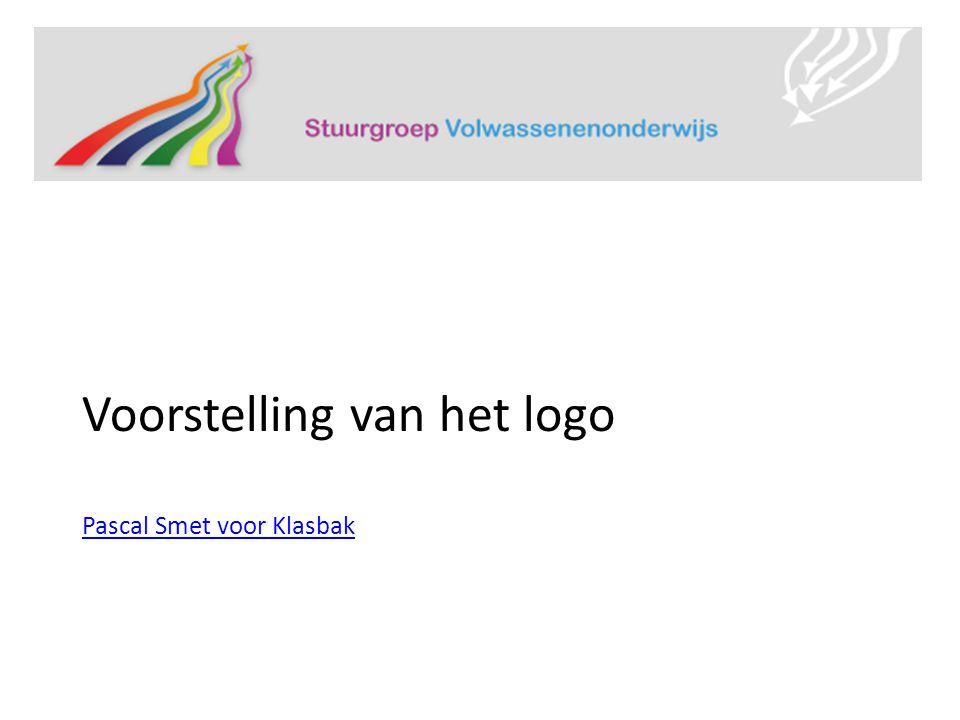 Voorstelling van het logo Pascal Smet voor Klasbak