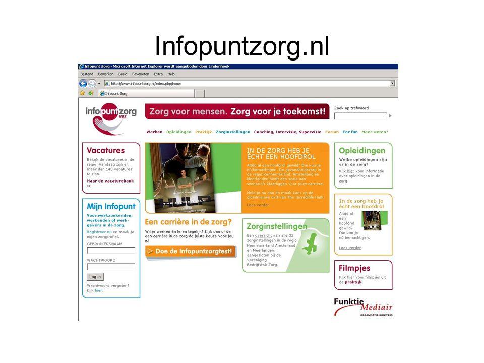 Infopuntzorg.nl