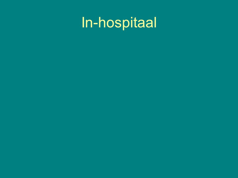 In-hospitaal