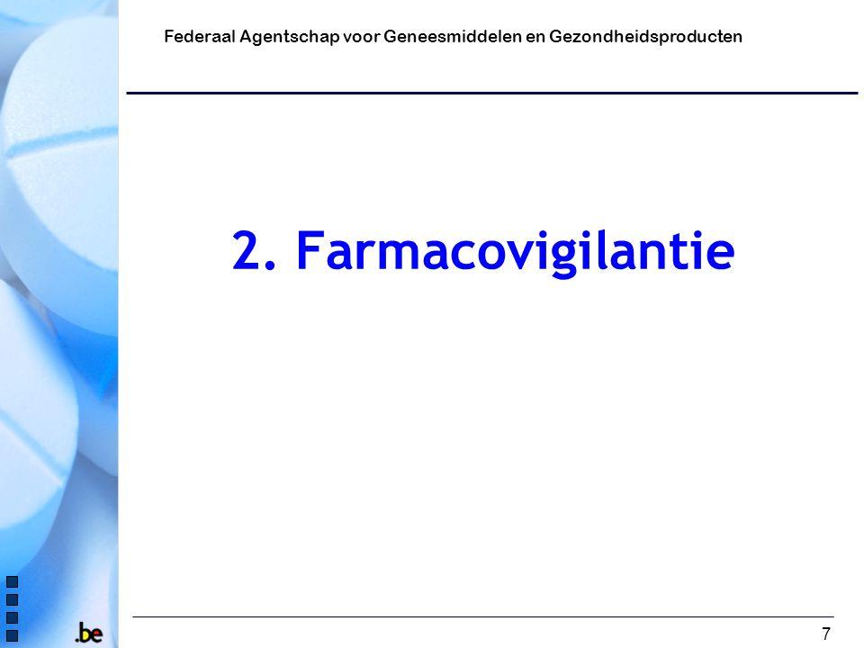Federaal Agentschap voor Geneesmiddelen en Gezondheidsproducten