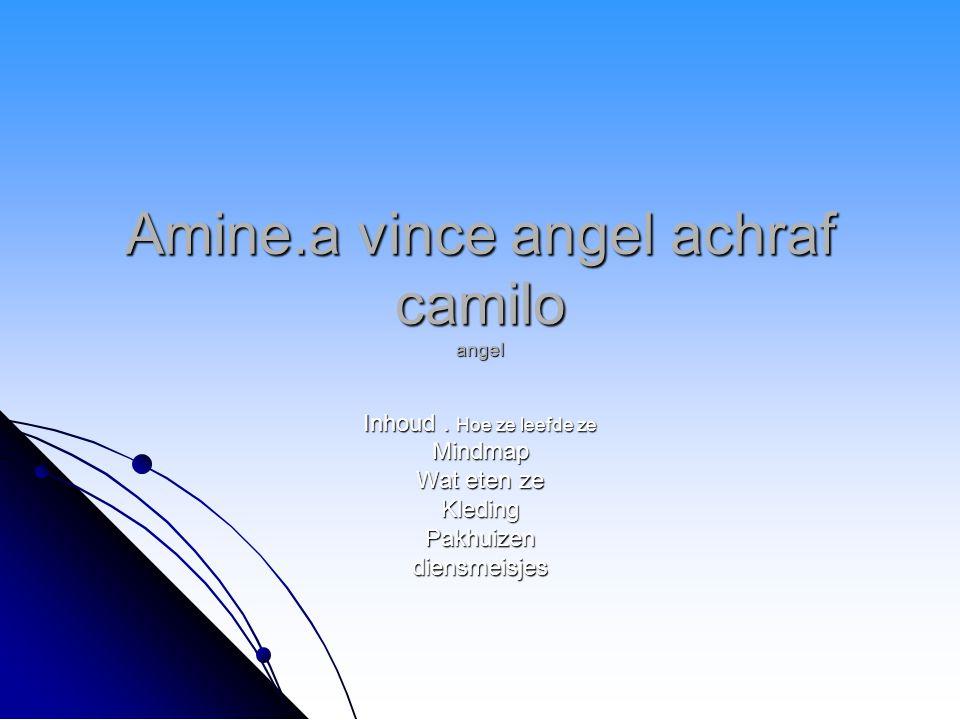 Amine.a vince angel achraf camilo angel