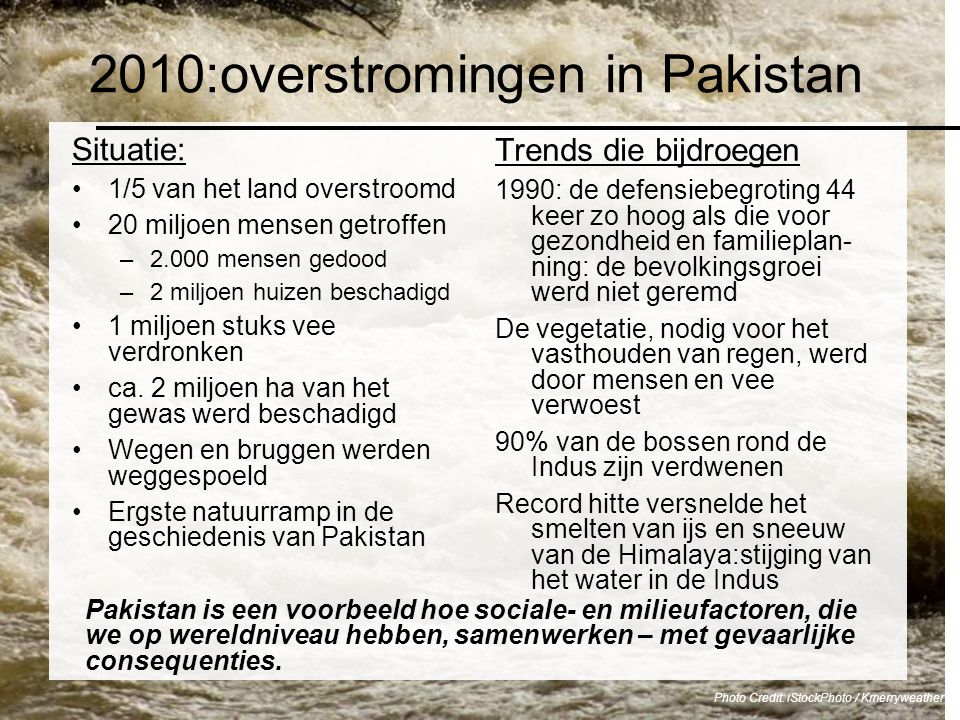 2010:overstromingen in Pakistan