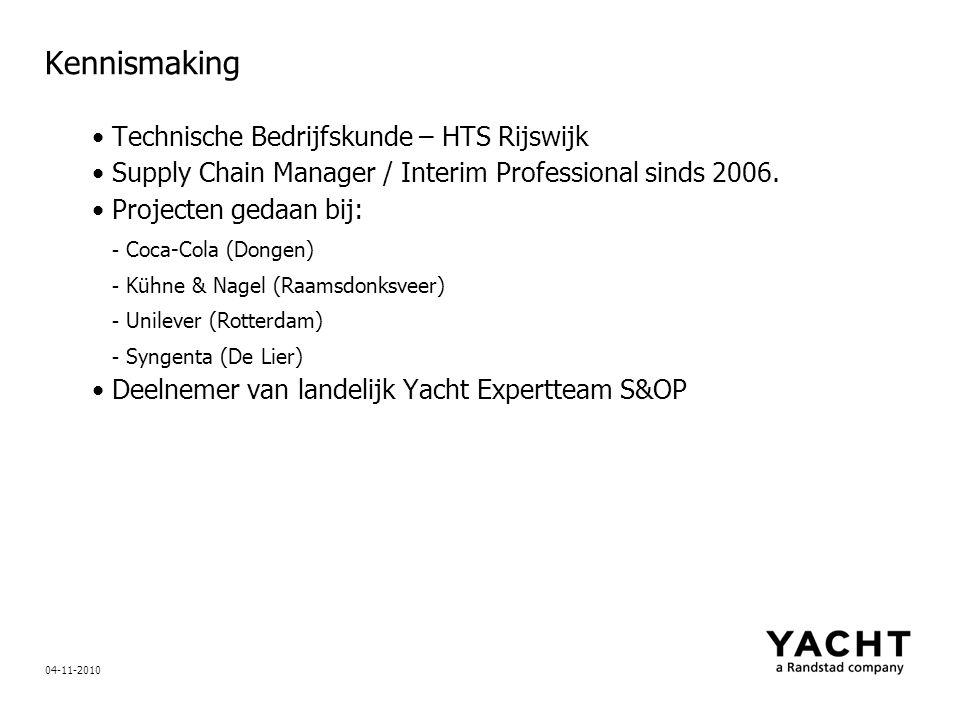 Kennismaking Technische Bedrijfskunde – HTS Rijswijk