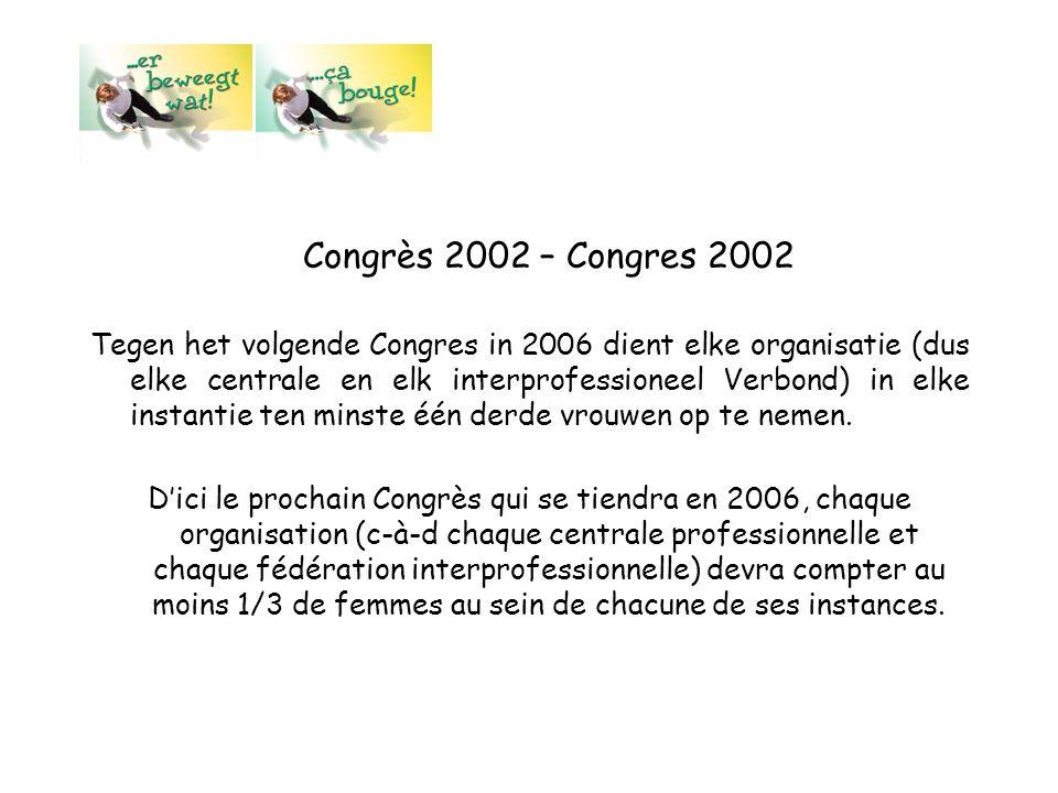 Congrès 2002 – Congres 2002