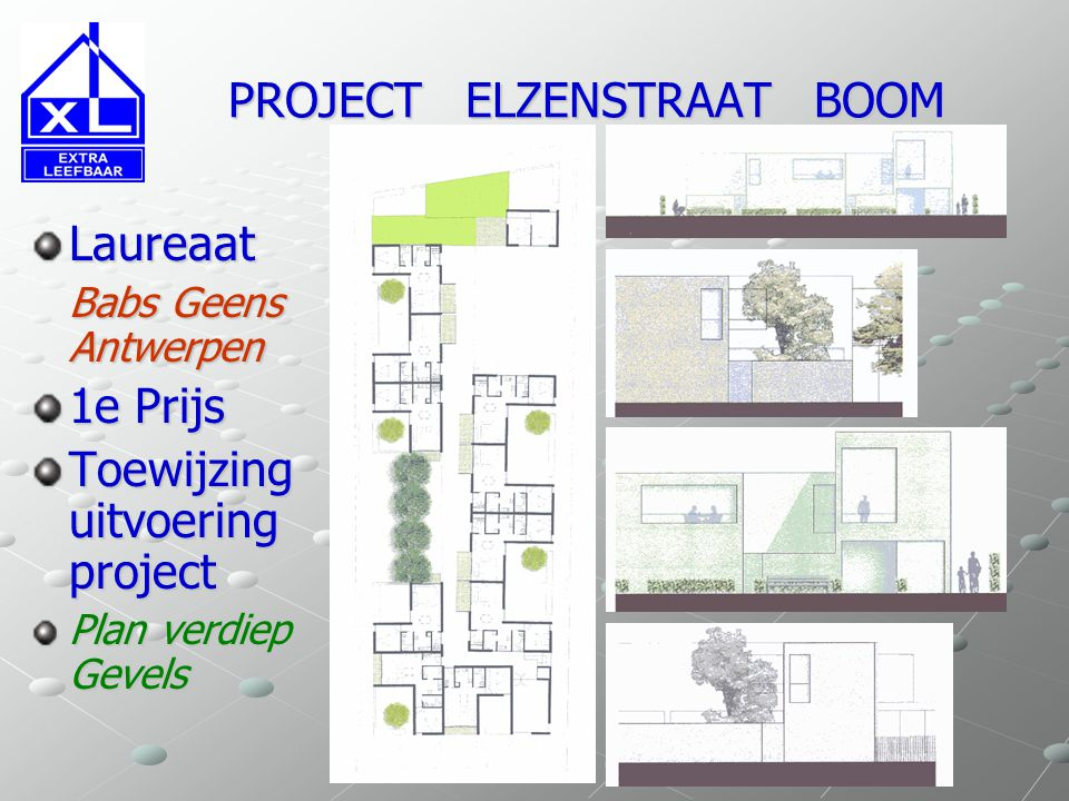 PROJECT ELZENSTRAAT BOOM